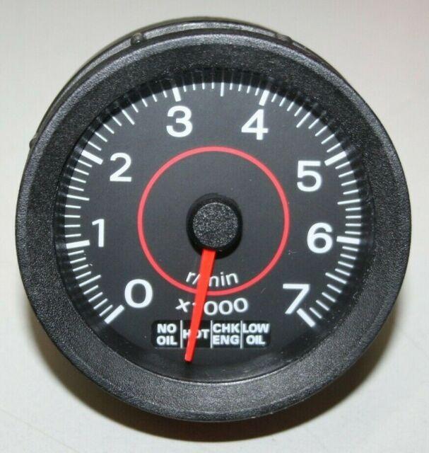"OEM BRP Evinrude Johnson 3/"" Tach /& System Check Gauge 0177107"