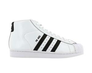 Image is loading Mens-ADIDAS-Originals-PROMODEL-NIGO-BEARFOOT-Hi-Tops-
