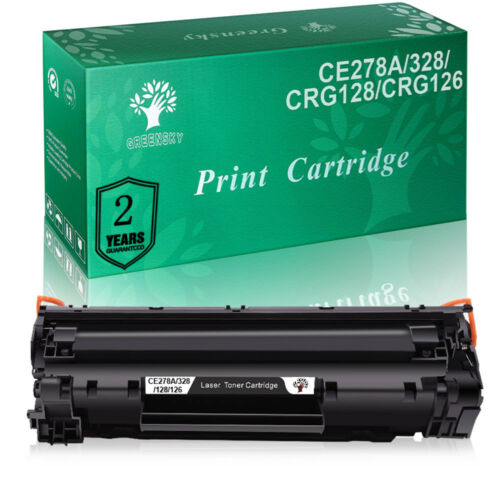 1-30 CRG126 Toner Cartridge Black for Cannon 126 ImageClass LBP6200d Printer Lot