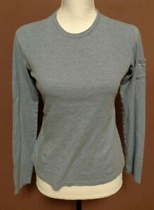 4ff81acb15 American Eagle Outfitters Women's Blue Long Sleeve Shirt Top Size S ...
