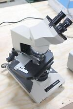 OLYMPUS BH-2 MICROSCOPE W/WHK 15XL OBJECTIVES DPLAN20 40 100 NICE