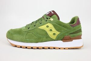 the best attitude 1f81c b970d SAUCONY SHADOW ORIGINAL RANGER PACK GREEN GOLD BROWN MENS ...