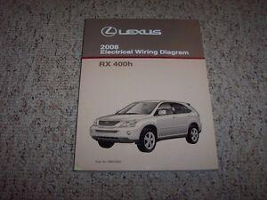 image is loading 2008-lexus-rx-400h-rx400h-factory-original-electrical-