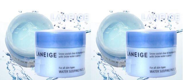 Laneige Water Sleeping Pack EX 20ml x 2 = 40ml Trial Size