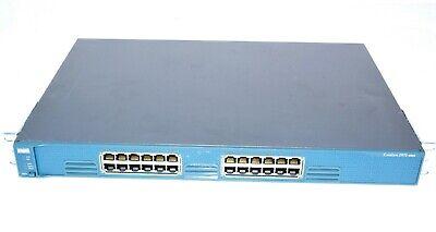 Cisco Ws-c2970g-24t-e Catalyst 2970 24 10/100/1000t Enhanced Image Switch Neueste Technik