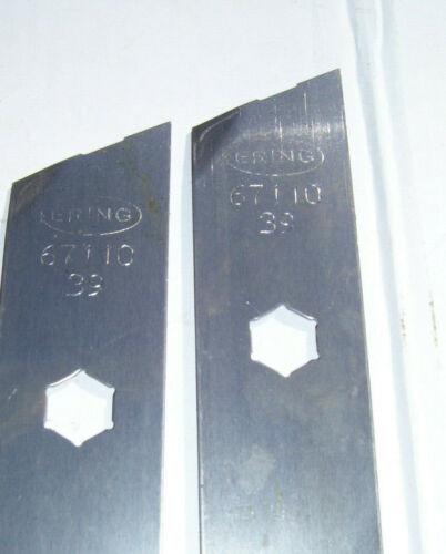 13 Stück Original Ering Vertikutiermesser E67110