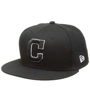 Image Is Loading CLEVELAND INDIANS New Era 59 50 Cap MLB
