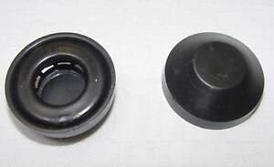 4 Stück Achskappen Sicherungsscheiben Sicherungskappen für Achse 12 mm