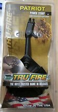 Tru-Fire Patriot Power Strap Mechanical Compound Bow Release PT Archery