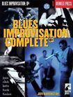 Blues Improvisation Complete: B Flat by Jeff Harrington (Paperback, 2002)