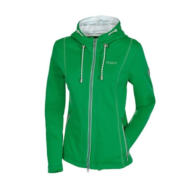 %% PIKEUR Polaire lisse LIUNA Vert Taille 34%%