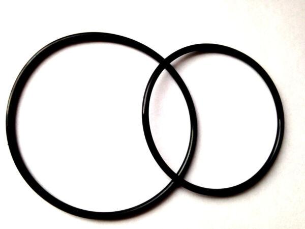 **new 2 Belt Set** Ami D-80 D80 Turntable