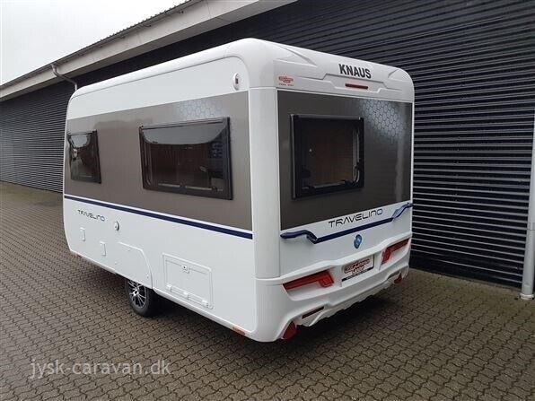 Knaus Travelino 400 QL, 2019, kg egenvægt 700