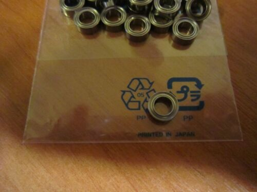 Shimano Stradic Twinpower Stella Line Roller Handle Knob Ball Bearing 4x7x2.5mm