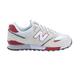 Details zu New Balance Schuhe Sneaker U 446 WR Weiß Herren 574 373 565 420  NEU div. Größen