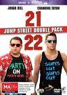 21 Jump Street / 22 Jump Street (DVD, 2014, 2-Disc Set)