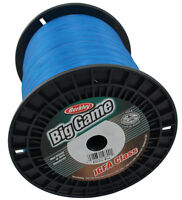 Berkley Big Game Igfa 24kg Bulk Game Fishing Line Electric Blue 1200m