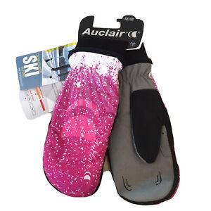 Auclair Pinery Ski Gloves Ladies Fuschia Pink