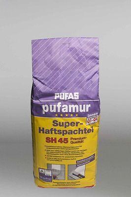 Pufas Pufamur Super-Haftspachtel SH 45 Premium-Qualität 10 kg