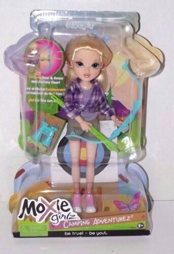 Moxie Girlz Camping Adventurez Doll AVERY