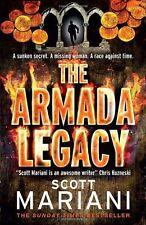 The Armada Legacy (Ben Hope 8), Mariani, Scott, New
