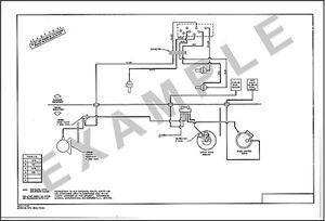 1986 Lincoln Continental and Mark VII Vacuum Diagram Non-Emissions   eBayeBay