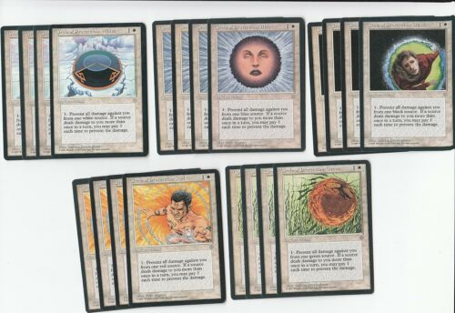 Sets Magic MTG FTG 20 Circle of Protection Ice Age NM//SP  4x of each