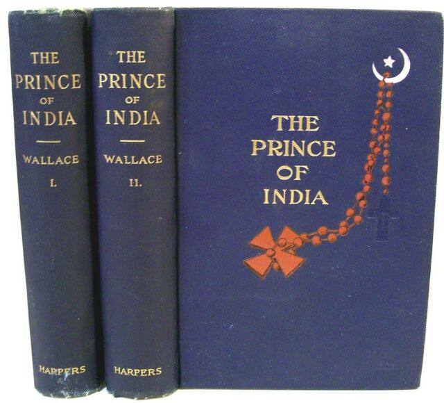 The Prince Of India Or Why Constantinople Fell Volume 1 By Lew