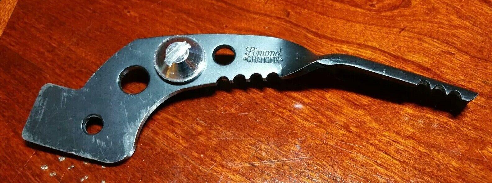 Claudius Simond  Simond Chamonix  Ice Axe Tool   new exclusive high-end