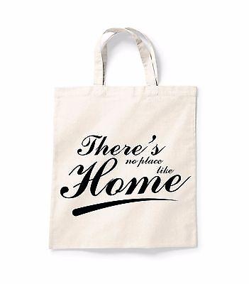 Non Vi è Alcun Come Preventivo Tela Place Tote Shopping Bag Borsa Shopping Cotone Regalo-mostra Il Titolo Originale