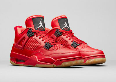 premium selection ba152 49c16 2018 WMNS Nike Air Jordan 4 IV Retro SZ 5.5 Red October Singles Day  AV3914-600 | eBay