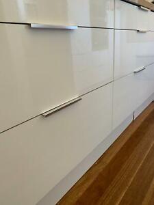 Details about IKEA kitchen door handles STRECKET