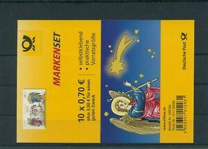 Germany-BRD-Federal-Folienblatt-RC-60-Postmarked-Used-More-See-Shop