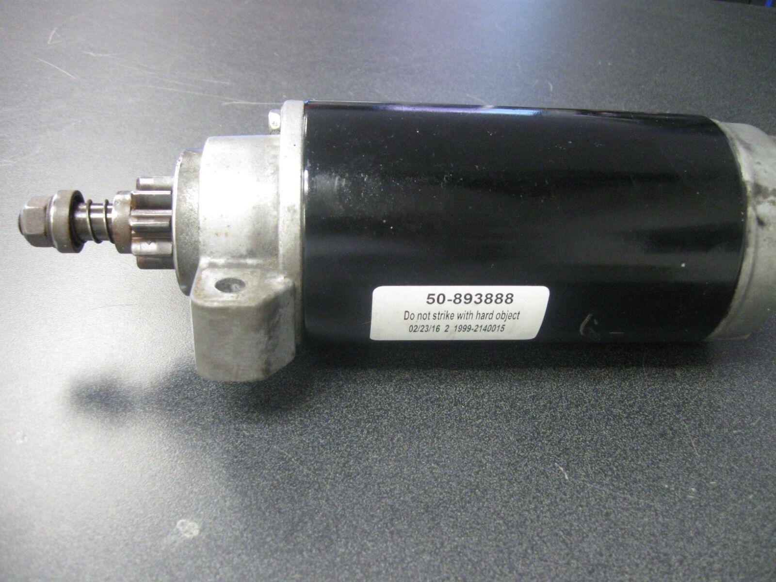 Mercury Außenborder Anlasser Assy Assy Assy 893888T 18c0d4