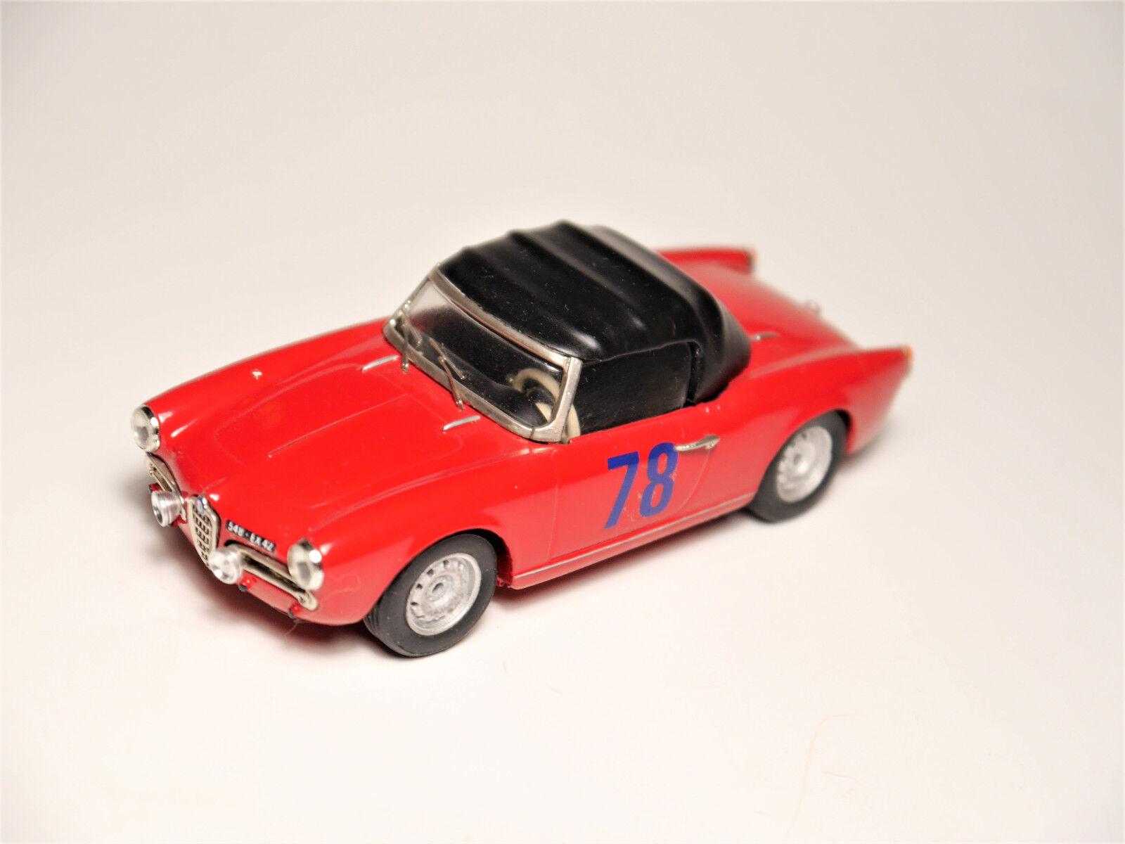 Alfa Romeo Giulietta Spider, Handarbeit Handarbeit Handarbeit handmade - Tron   Provence Moulage 1 43  d9b447