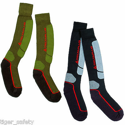2019 Mode Delta Plus Panoply Prato Breathable Anti-static Anti-bacterial Walking Socks