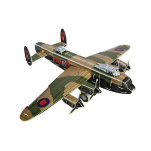 RAF-Lancaster-3D-FOAM-PUZZLE-RAF-Official-License-BNIB-BARGAIN