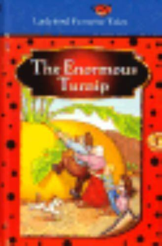 The Enormous Turnip (Favorite Tale, Ladybird) Unauthored Hardcover Used - Very