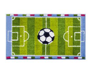 Tappeto-cameretta-80X140-cm-bambini-morbido-shaggy-camera-campo-calcio-pallone