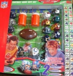 NFL Mighty Helmet Racers Football Game - Helmet Pieces Replacement