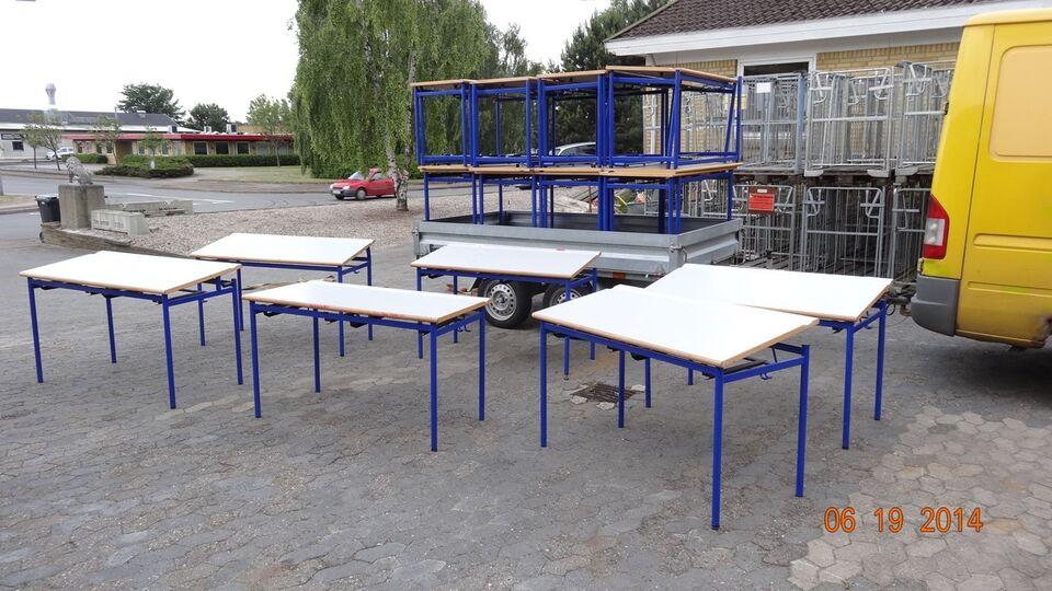 Skoleborde 15 stk tilbage