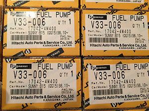 New OEM Electronic Fuel Pump To Fit Nissan Pulsar N16 Sedan 1.6L QG16DE