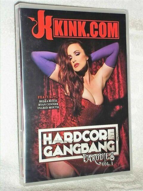 Kn-204 Hardcore Gangbang Parodies Vol. 1 Double