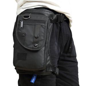Image Is Loading Men Leg Bag Waist Pack Waterproof Nylon