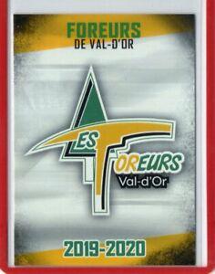 2019-20-VAL-d-039-OR-FOREURS-QMJHL-Team-Set-Single-Cards-U-Pick