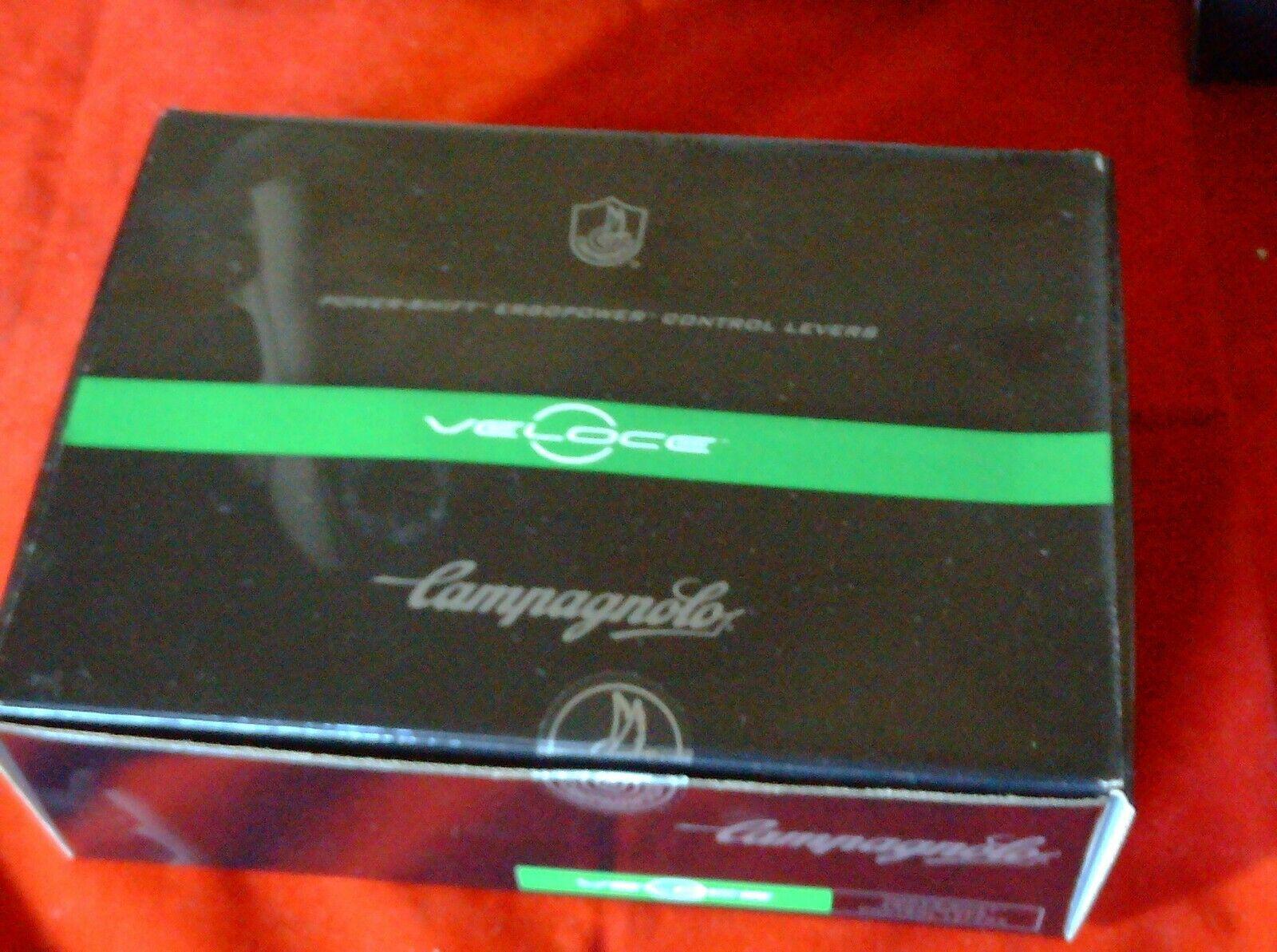 CAMPAGNOLO VELOCE POWERSHIFT 10 Palancas del freno & Engranaje Velocidad Ergo