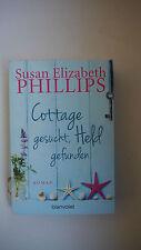 Susan Elizabeth Phillips - Cottage gesucht,Held gefunden