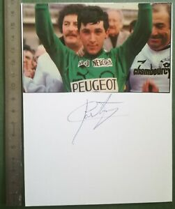 BB25-Photo-dedicacee-Autographe-BE-Course-cycliste-francis-castaing