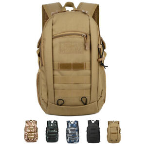 12L-Mini-Military-Tactical-Backpack-Waterproof-Hiking-Camping-Travel-Rucksack