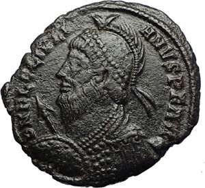 JULIAN-II-the-APOSTATE-Philosopher-361AD-Authentic-Ancient-Roman-Coin-i69768